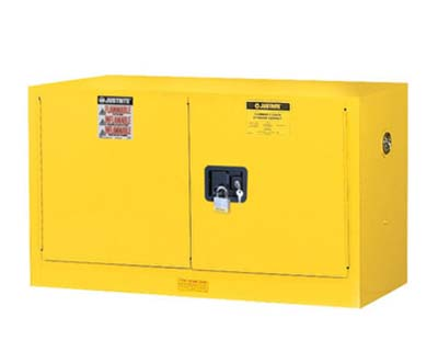 Justrite 17G Flammable Cabinet 891700 Safety Cabinet
