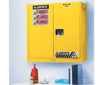 Justrite 20G Flammable Cabinet 893400 Safety Cabinet