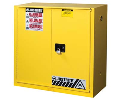 Justrite 30G Flammable Cabinet 893080 Safety Cabinet