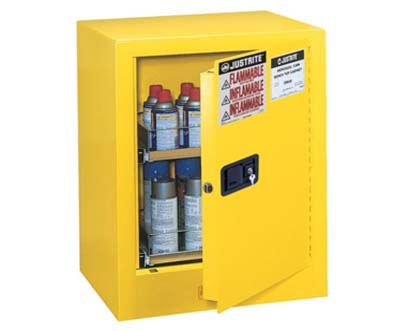 Justrite 4G Flammable Cabinet 890500 Safety Cabinet