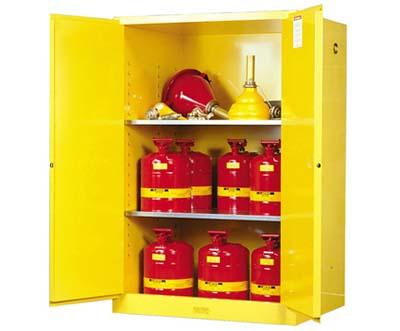 Justrite 90G Flammable Cabinet 899000 Safety Cabinet