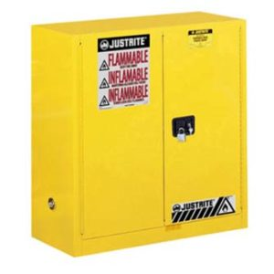 Justrite 30G Flammable Cabinet 893000 Safety Cabinet